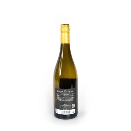 Weingut-Kiefer-Ortenberg-Wein-Erlesen-kaufen-Wein-Jahrgang-2019-Grauburgunder-Rückseite