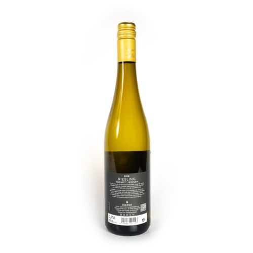 Weingut-Kiefer-Ortenberg-Wein-Erlesen-kaufen-Wein-Jahrgang-2019-Riesling-Kabinett-trocken-Rückseite