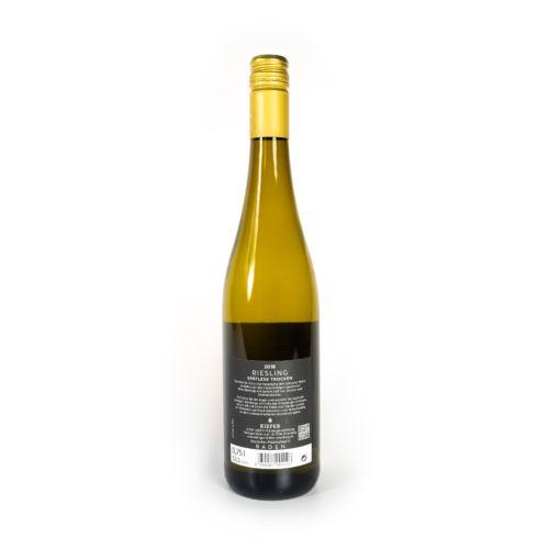 Weingut-Kiefer-Ortenberg-Wein-Erlesen-kaufen-Wein-Jahrgang-2019-Riesling-Spätlese-trocken-Rückseite