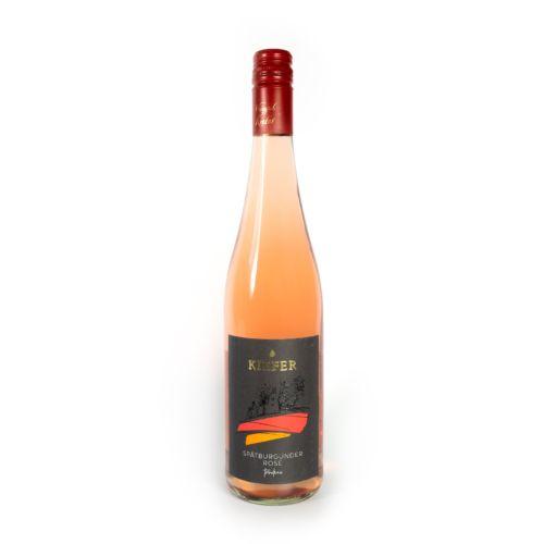Weingut-Kiefer-Ortenberg-Wein-Erlesen-kaufen-Wein-Jahrgang-2019-Spaetburgunder-Rose