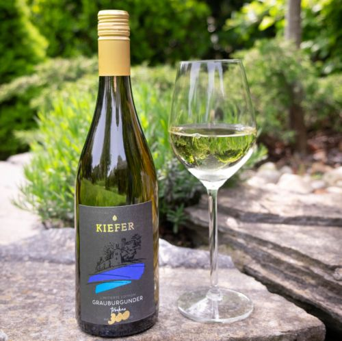 Weingut-Kiefer-Ortenberg-Wein-Erlesen-kaufen-Wein-Jahrgang- 2018 - Grauburgunder - Spätlese-trocken