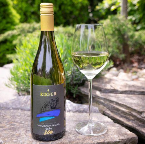 2020-09-06-Weingut-Kiefer-Ortenberg-Wein-Erlesen-kaufen-Wein-Jahrgang- 2018 - Sauvignon blanc Spätlese - trocken