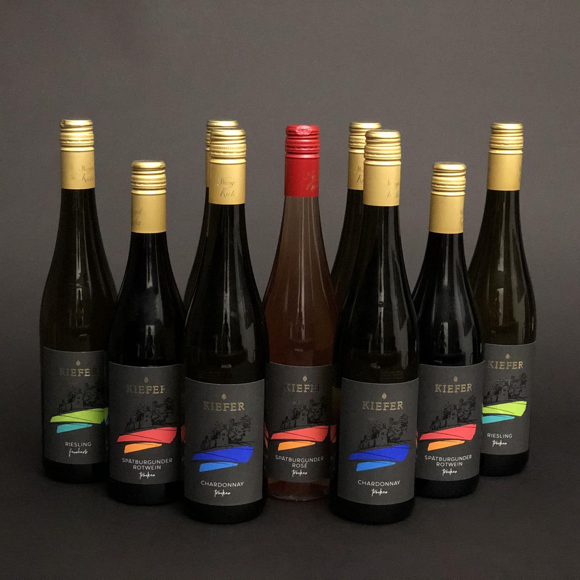 Weingut-Kiefer-Ortenberg-Wein-Alle-2018-Probierpaket